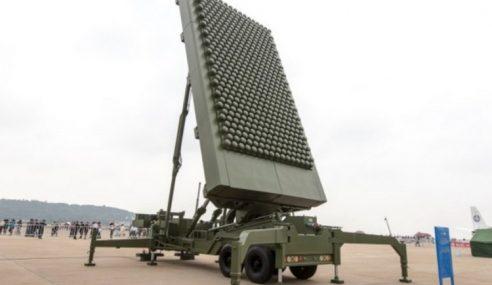 Tentera China Ada Radar Boleh Kesan Nyamuk