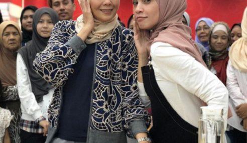 Jemput Izreen, Sheila Rusly Teruk 'Dihentam' Ramai?