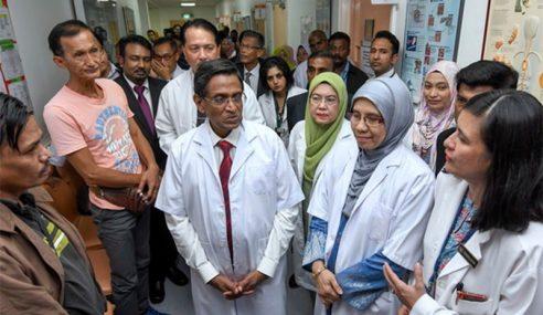 18 Hospital Mula Tawar Rawatan Percuma Hepatitis C