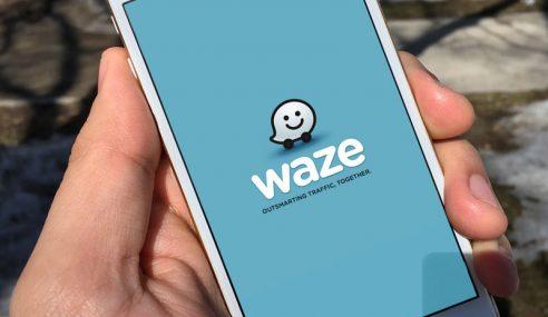 Aplikasi Waze Untuk Maklum Kehadiran Haiwan Liar?