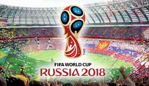Piala Dunia Rusia 2018 Langsung Tiada Pengadil UK