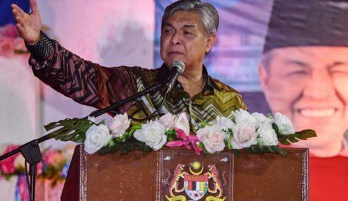 Majlis Daerah Bagan Datuk Kini Beroperasi – Zahid