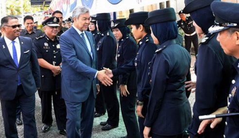 Pengulangan Jenayah Banduan Di Malaysia Rendah