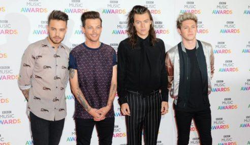 One Direction Bakal Buat Kemunculan Semula?