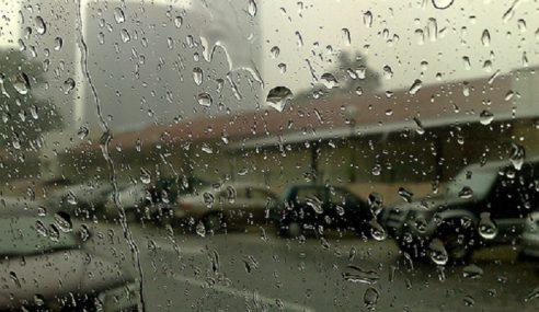 Hari Penamaan Calon Dijangka Mendung, Hujan