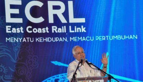 ECRL: Kesungguhan Kerajaan Lakukan Perubahan