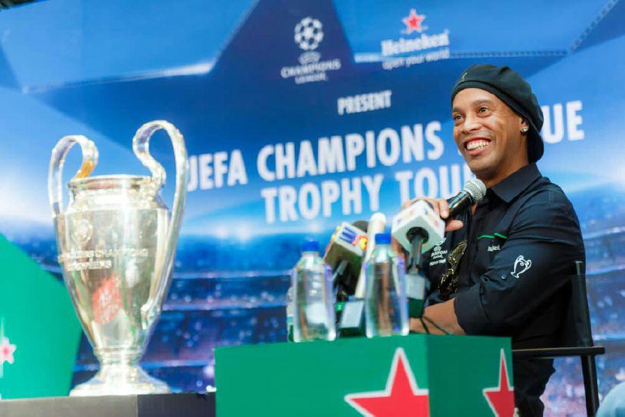 Perak Berminat Dapatkan Khidmat Ronaldinho