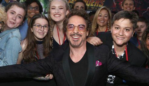 Avengers: Infinity War Raih Kutipan Tertinggi Global