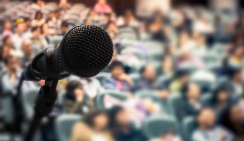 Kawal Perasaan Ketika Mendengar Ceramah – Polis