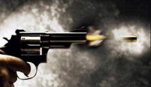 Polis Lepas Tembakan Kereta Cuba Langgar Anggota
