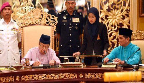 DUN Selangor Dibubar Berkuat Kuasa Hari Ini