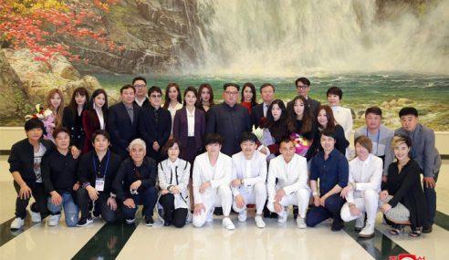 Konsert K-Pop Di Pyongyang, Jong-Un 'Turun Padang'