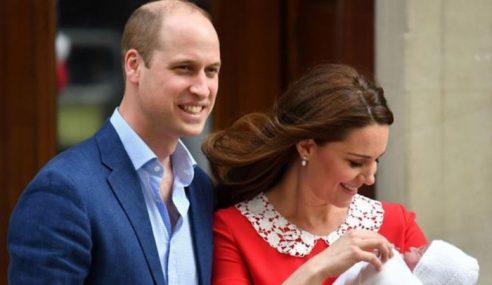 Kate Pulang Ke Istana Hanya 7 Jam Selepas Bersalin