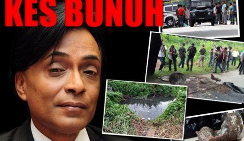 Saya Ditawar RM1.5 Juta Jika Mengaku Bunuh Kevin Morais