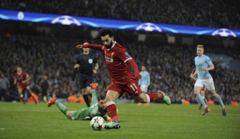 Liverpool Mara Separuh Akhir Liga Juara-Juara