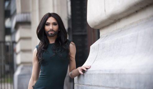 Pondan Terkenal Conchita Wurst Hidap HIV