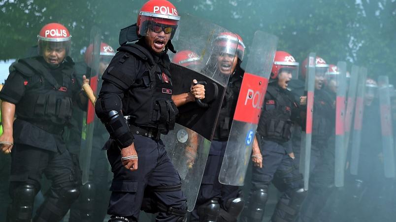 Polis Pantau Individu Berpotensi Timbul Kekecohan