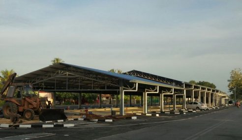 Johor, FAMA Bakal Bina 9 Pasar Tani Kekal