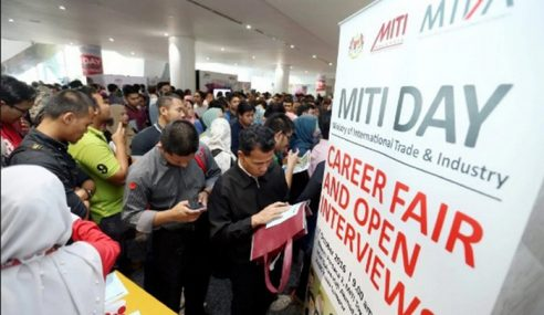 40,000 Peluang Kerja Tanda BN Terengganu Prihatin