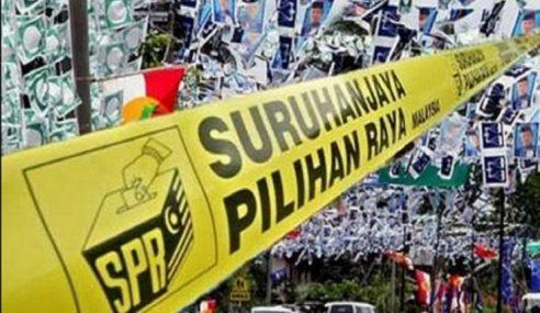 48 Pengundi Gagal Rayuan Kemasukan 949 Nama Pemilih