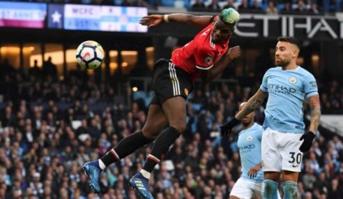 Man United Tangguh Man City Rebut Gelaran