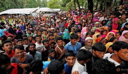 UK Gesa Sekatan Senjata Ke Atas Myanmar