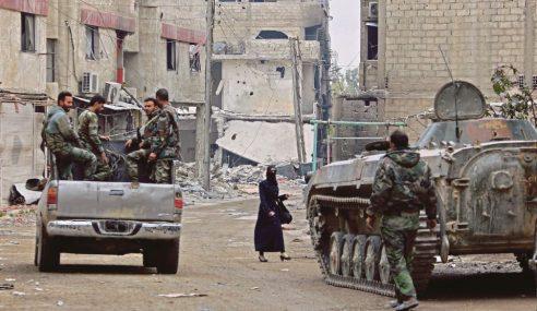 Rejim Assad Tawan Semula Timur Ghouta