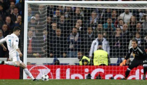 Ronaldo Jadi Penyelamat Maruah Real Madrid!