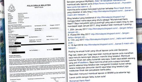 Laporan Polis Archives Page 2 Of 2 Mynewshub