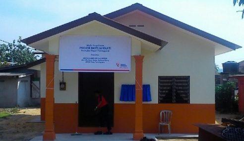 TNB Bina 7 Rumah Di Perlis
