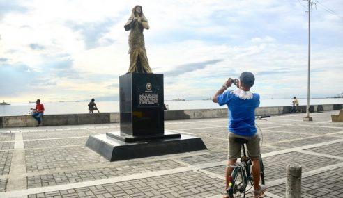 Filipina Roboh Tugu Peringatan Hamba Seks