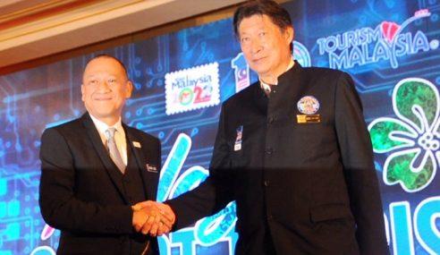 'Smart Tourism 4.0' Inisiatif Baru Tarik Pelancong China