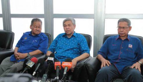 TPM Sedih Ada Ketua UMNO Bahagian Ditahan Dadah