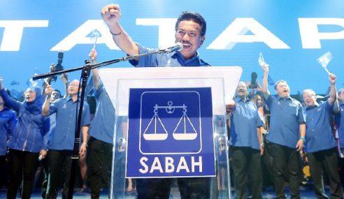 BN Sabah Beri Komitmen Pelihara Hak Dalam MA63