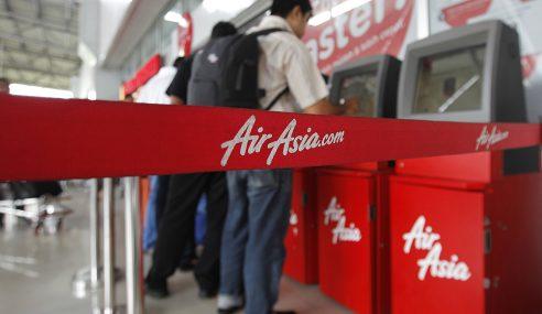 AirAsia Enggan Kutip Caj Tambahan Daripada Penumpang