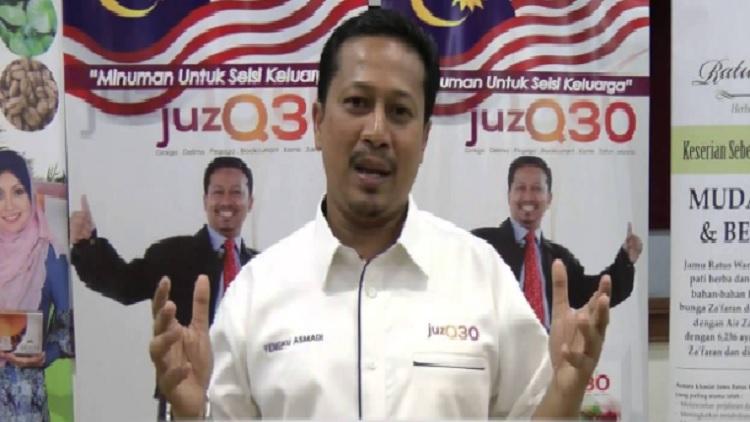 Pakar Motivasi Terkenal Antara Calon BN Terengganu