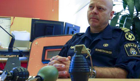 Sweden Hadapi Masalah Lambakan Bom Tangan