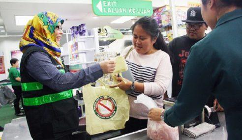Brunei Tambah Lagi Jadi 4 Hari Bebas Beg Plastik