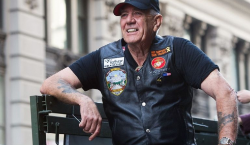 Bintang 'Full Metal Jacket', R. Lee Ermey Meninggal Dunia