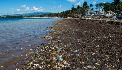 64% Rakyat Filipina Sokong Penutupan Boracay
