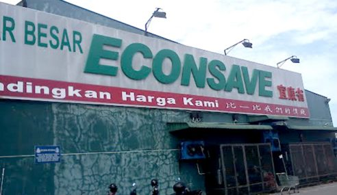 Pasar Raya Di Pontian Pula Diserbu Konon TMJ Belanja