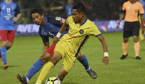 Piala FA: Pahang Buntu Bertemu JDT Di Kuantan