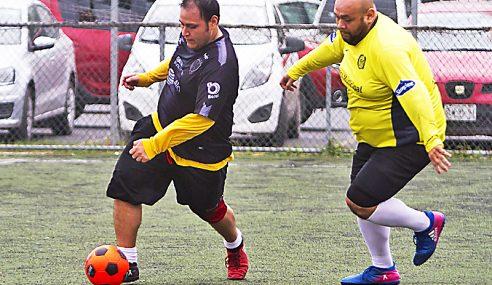 Mexico Ada Liga Bola Sepak Khas Orang Gemuk