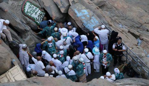 Saudi Larang Lawat Jabal Thur, Gua Hira' Ketika Umrah