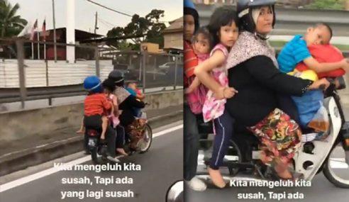 Video: Pengorbanan Seorang Ibu…
