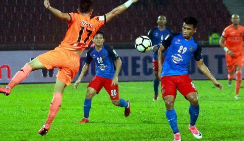 JDT Kukuh Cengkaman Dahului Liga Super