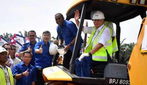 UTC Bakal Diwujudkan Di Teluk Intan – Najib