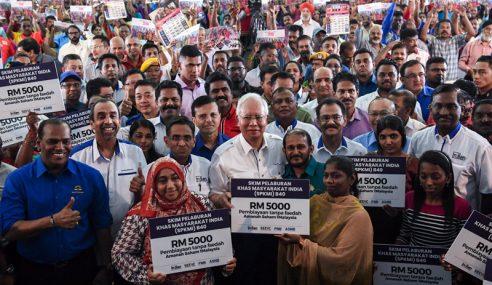 700 Lagi Kemasukan Matrikulasi Untuk Pelajar India