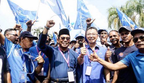 MB Johor Cipta Rekod 4 Penjuru Di DUN, Parlimen