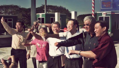 Janji Hapus Tol 2 Jambatan Di P.Pinang Tinggal Janji?